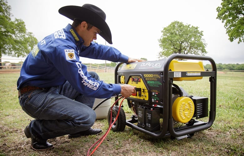 CAN PORTABLE GENERATORS RUN ON BIOFUELS?