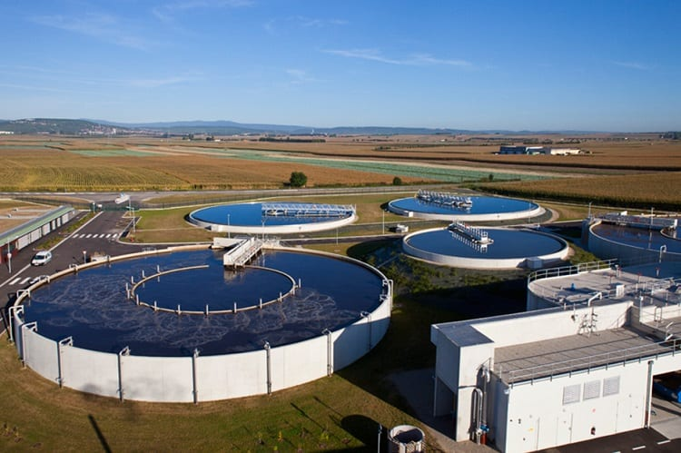IMPROVED WASTEWATER TREATMENT PLANTS